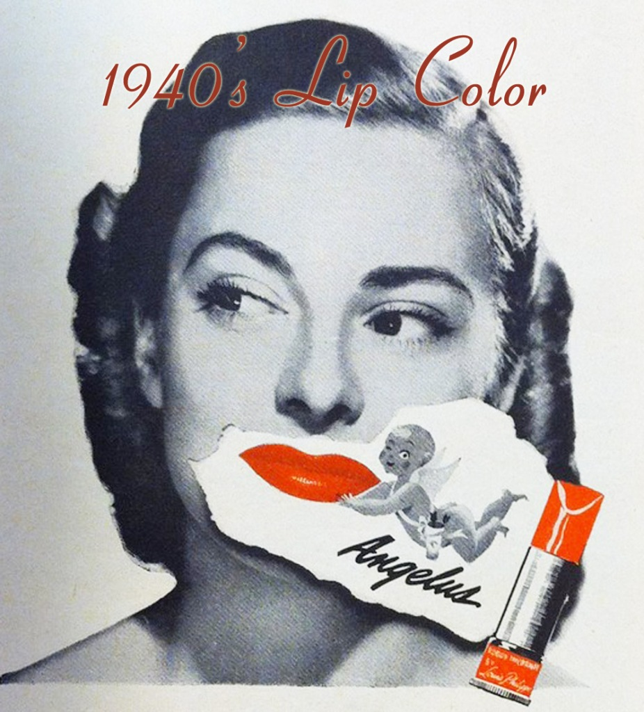 1940s lip color copy