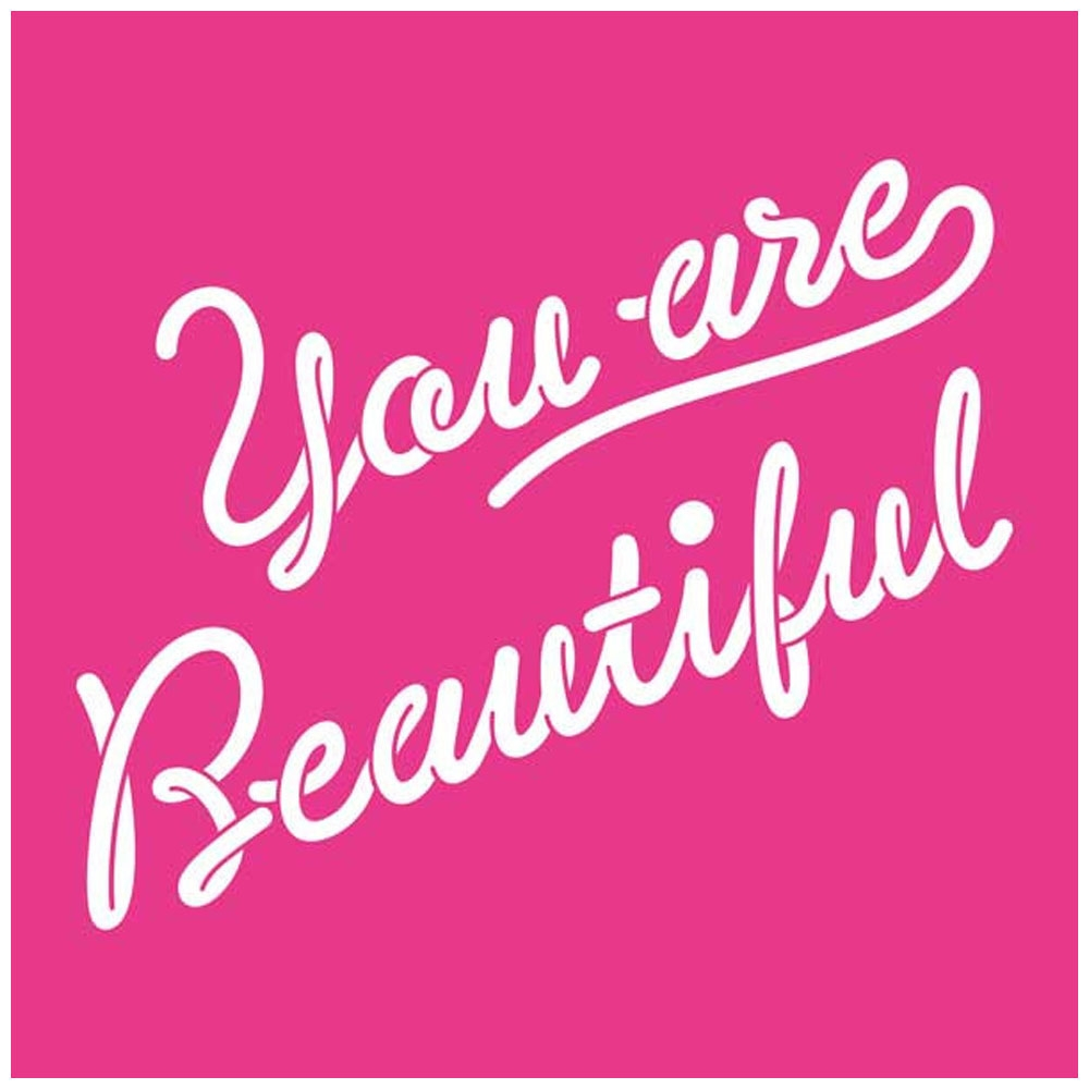 you-are-beautiful-with-pink-background